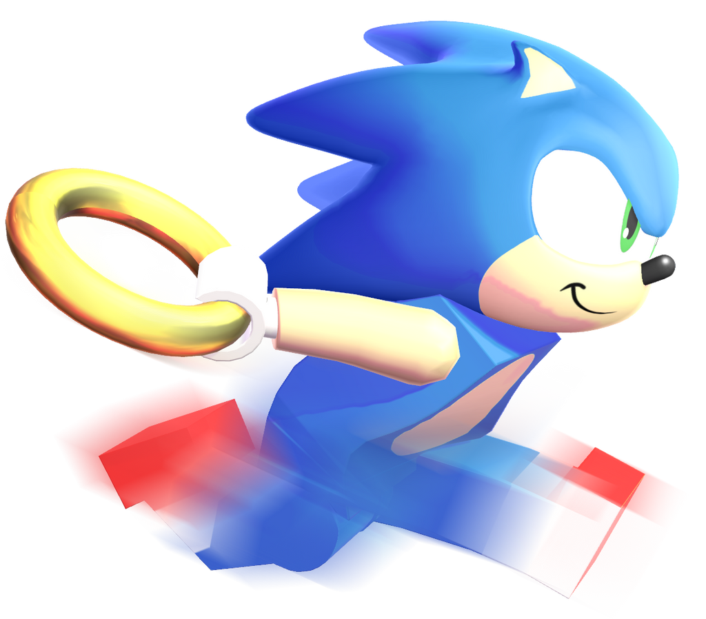 MMD LEGO SONIC Preview By 495557939 On DeviantArt