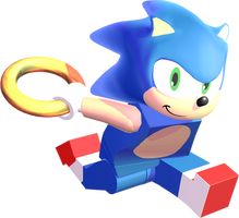MMD LEGO SONIC 1.0 DL by 495557939