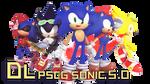 MMD PSCG Sonic v5.0 DL