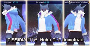 DISSIDIA 012 Noku DLC download