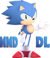 MMD ManiaCD Sonic The Hedgehog 1.0 DL by 495557939
