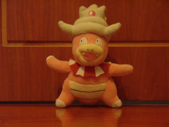 Slowking by Marcy91