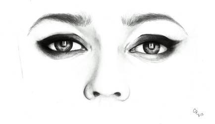 Eyes 1 by juliablanco