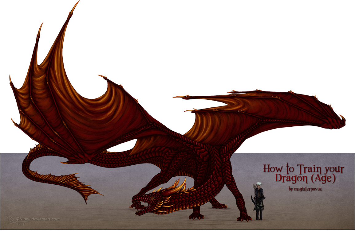 How To Train Your Dragon (Age) - Chapter 8 - magisterpavus