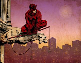The Daredevil by sergefoglio