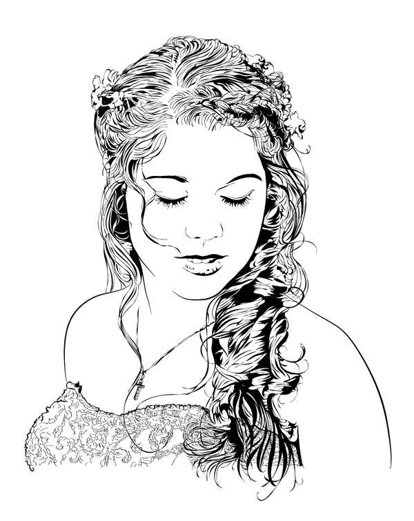 The Bride by sergefoglio