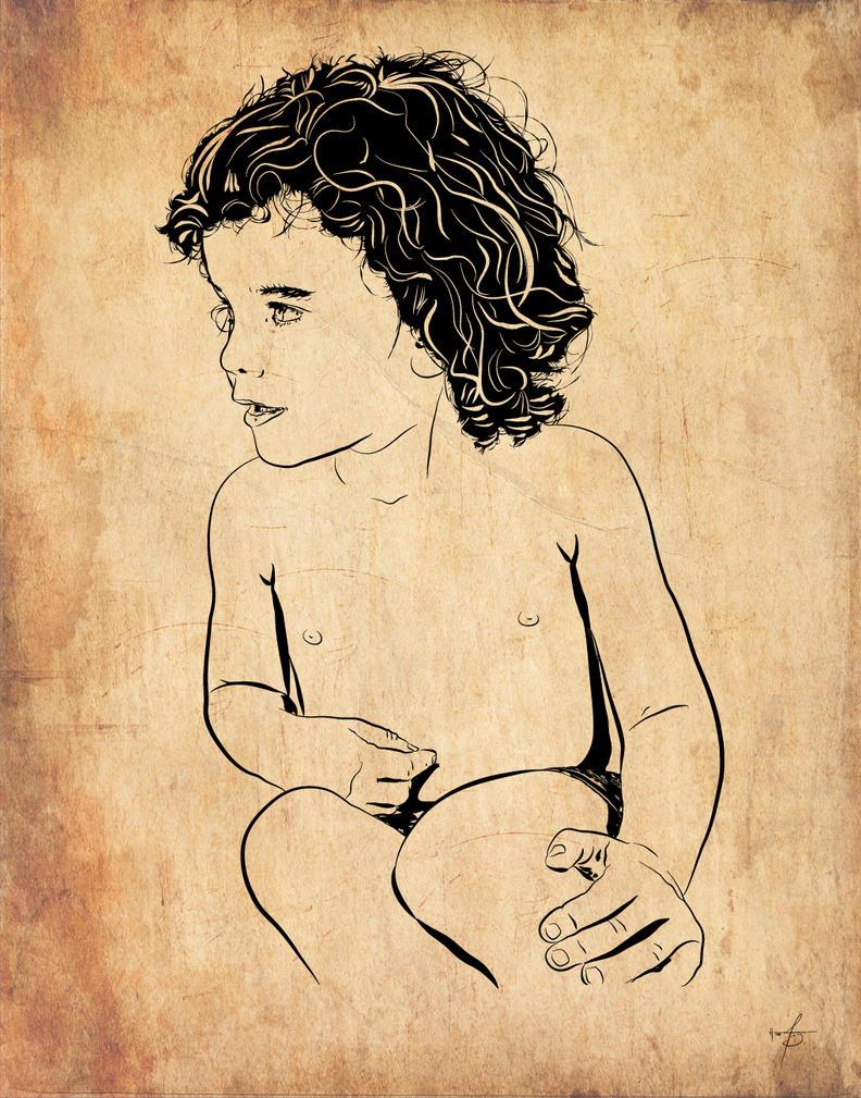 Gabin by sergefoglio