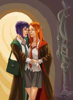 Harry Potter ~ our secret by zarin-a