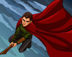 Harry Potter ~Viktor Krum by zarin-a