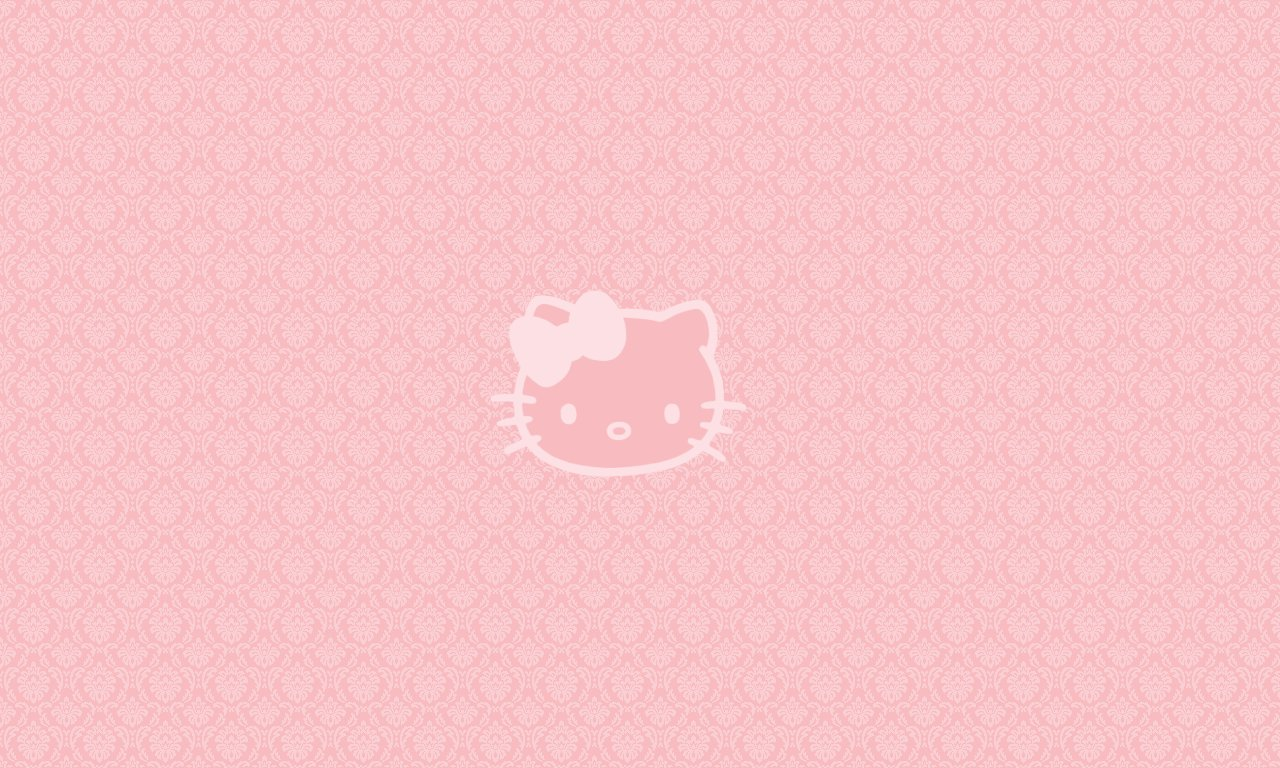 Download Wallpaper Hello Kitty Pink - hello_kitty_wallpaper_by_xratedbumblebee  Collection_664552.jpg