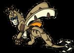 Hummer Dragon by NemesisBruticusPrime