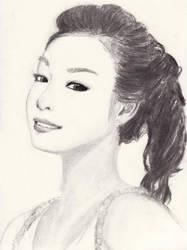 Kim Yuna by CA0001