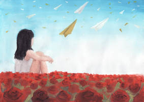 Planes and  Roses