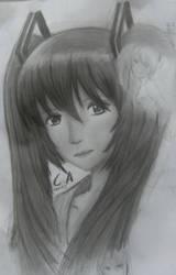Anime Festival X Miku by CA0001