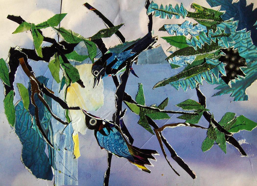 Blue Bird by PhiLoan