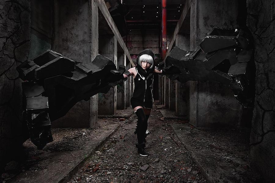 Black Rock Shooter 2 by Sasuko555