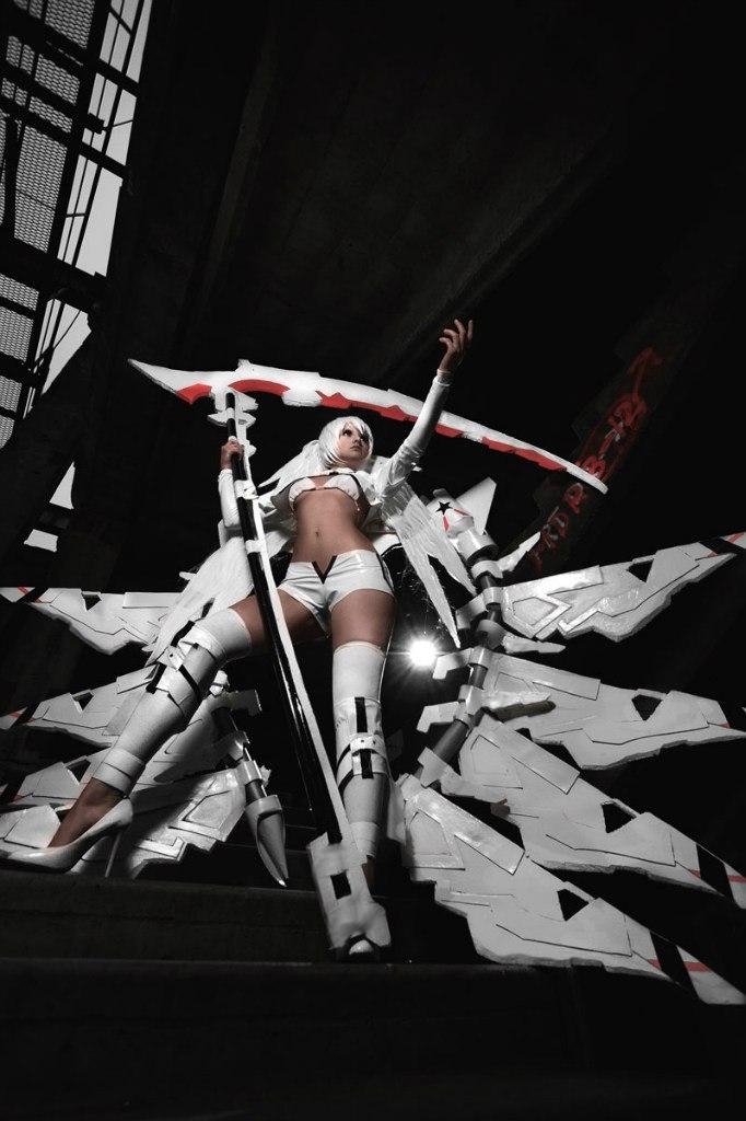 White Rock Shooter 2 by Sasuko555