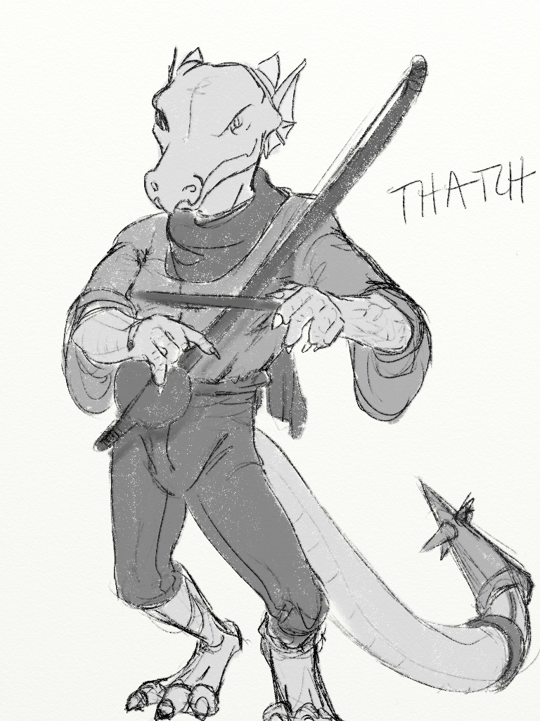 Thatch by LilyBayer