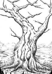 Tanzanian Tree by Kaggelos92