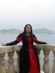 Medieval Lady 21 by Lilinaceleste