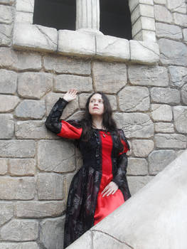 Medieval Lady 34