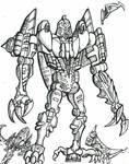 Transmetal Terrorsaur