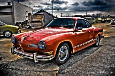 Old VW by Ryan-Warner