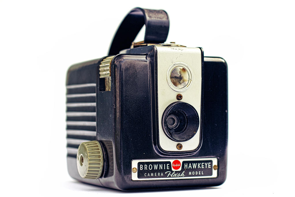 Kodak Brownie Hawkeye by Ryan-Warner