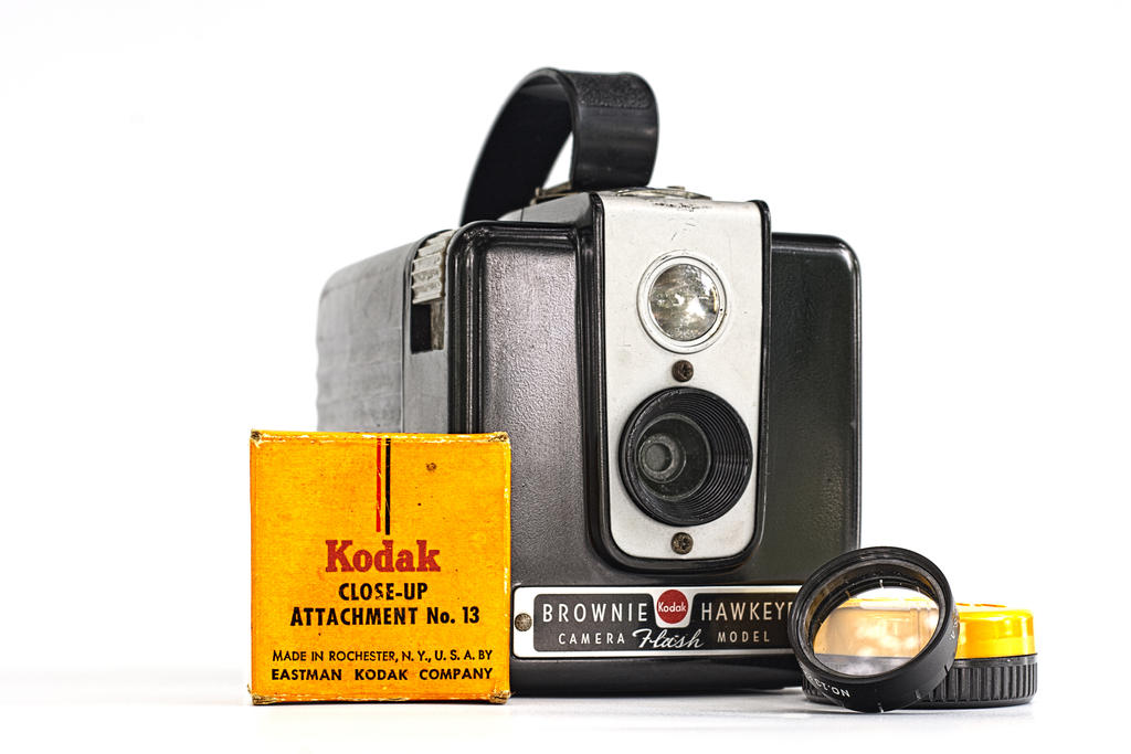 Kodak Brownie Hawkeye 2 by Ryan-Warner