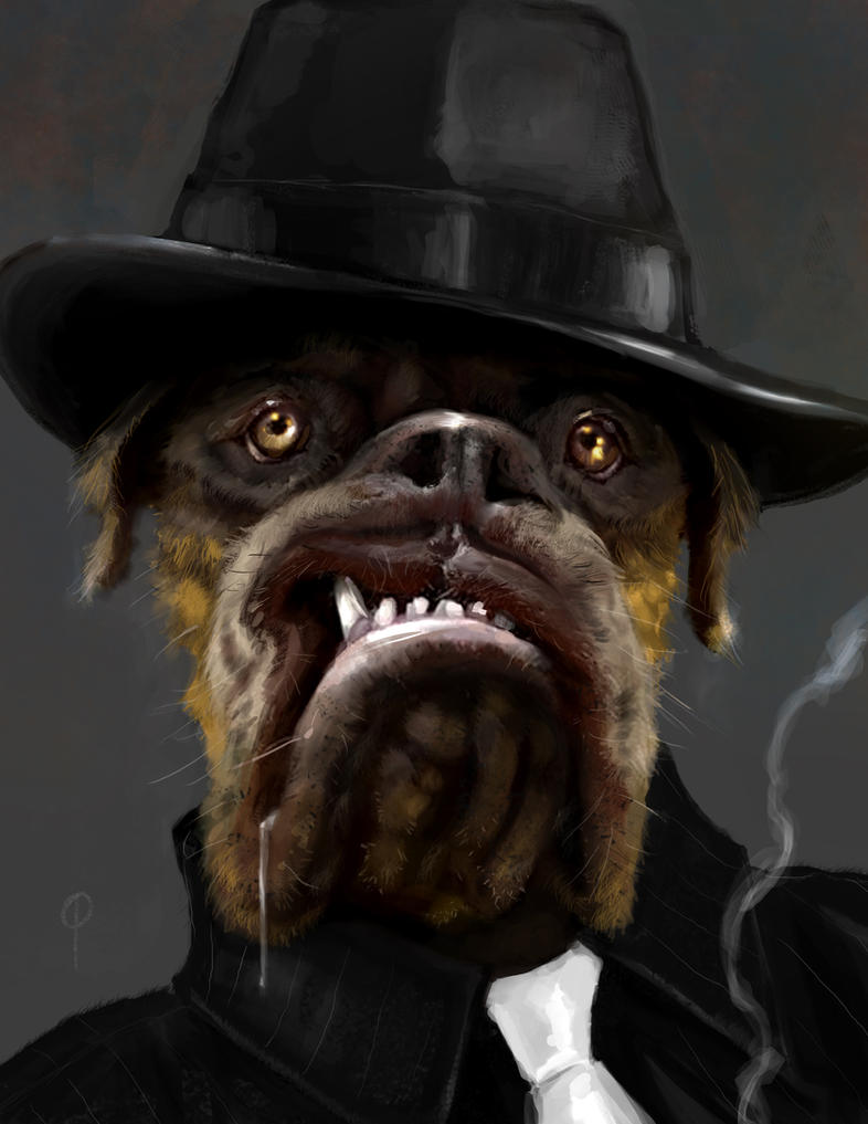 Mob Dog by ConceptGuy