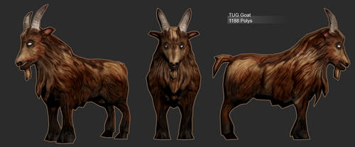 TUGgoat by ConceptGuy