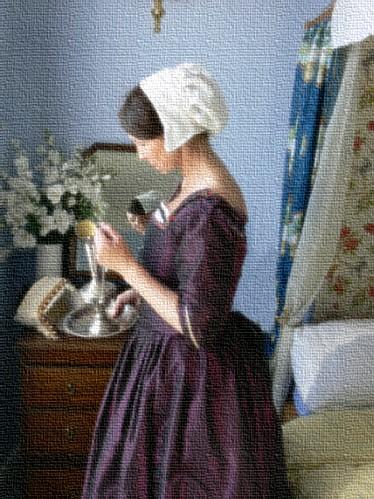 vermeer by Abigial709b