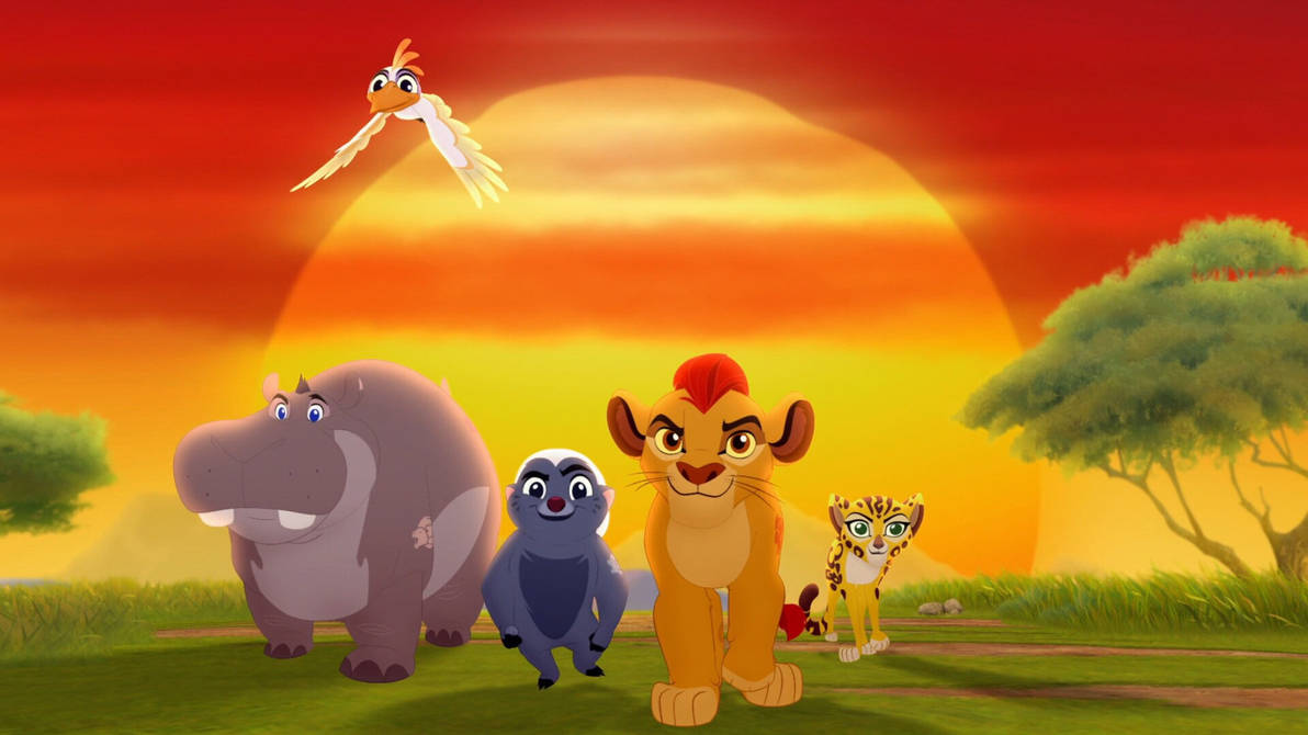 The Lion Guard by seekersbearsujurak