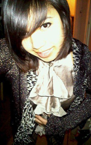 Teh Girl - Ish me :) by Misha-chan-703