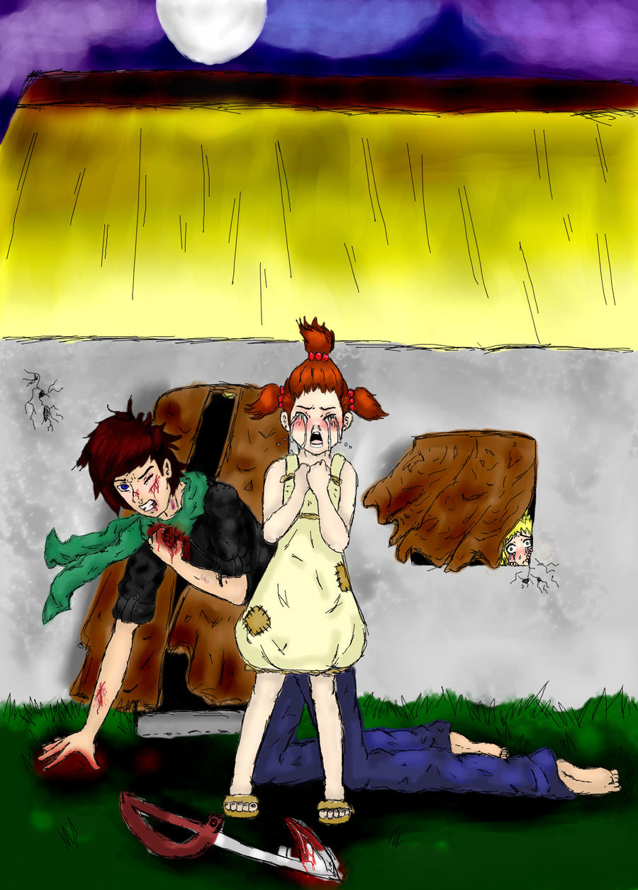 Don't Hurt Him! by Misha-chan-703