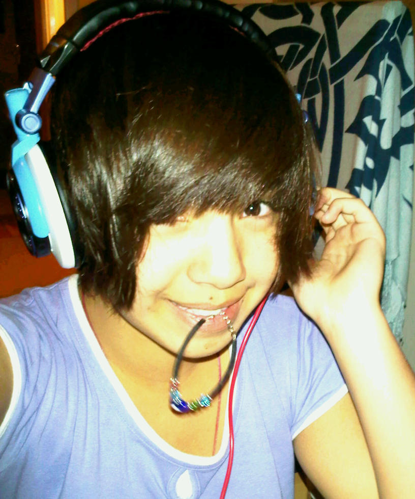 Hey New hair~ by Misha-chan-703