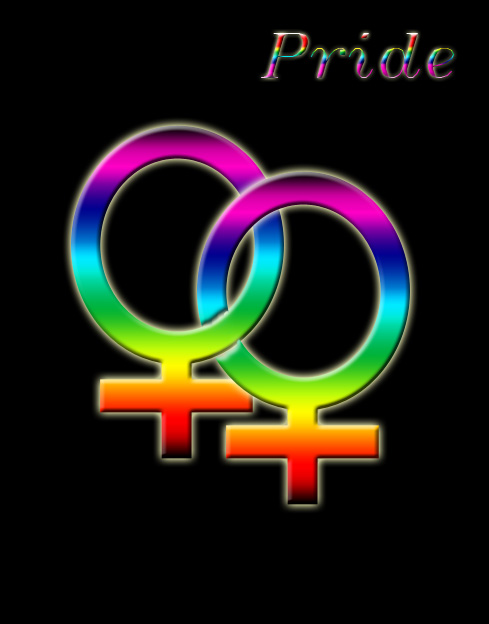 L'homme beau selon M'enfin... Lesbian_Pride_by_Susan111