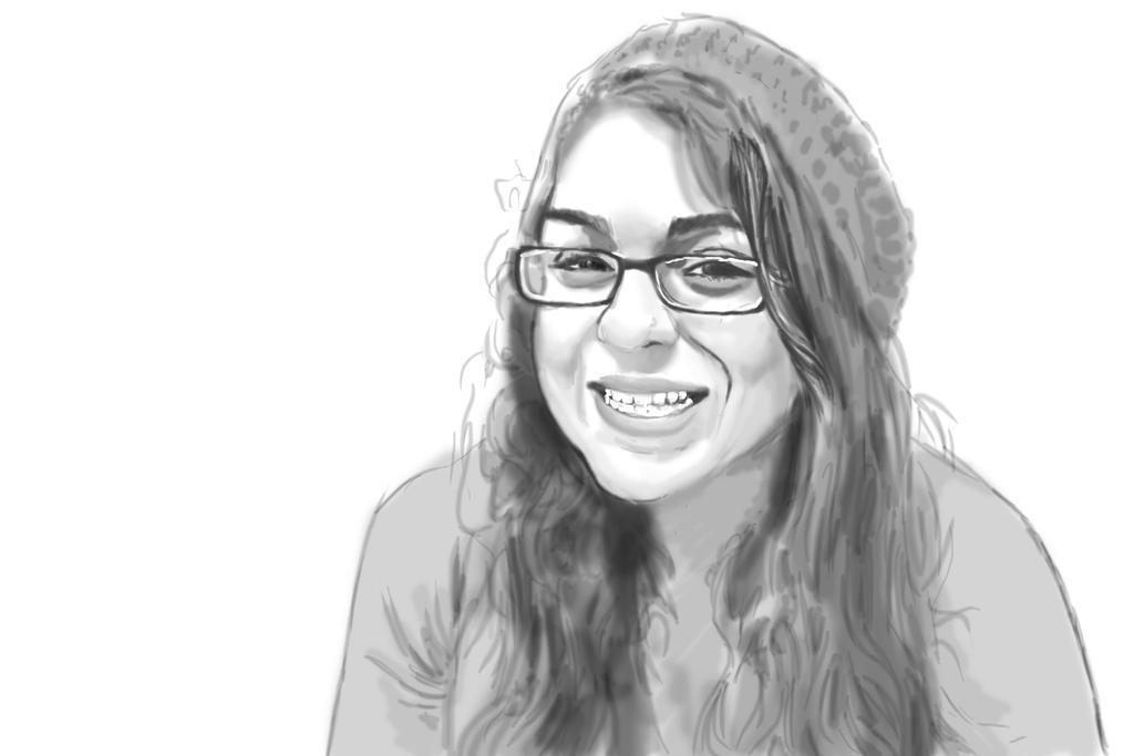 Ericka Portrait Digital Edited-1 by nevershop