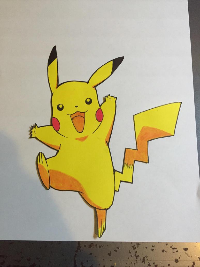Pikachu Prank by nevershop
