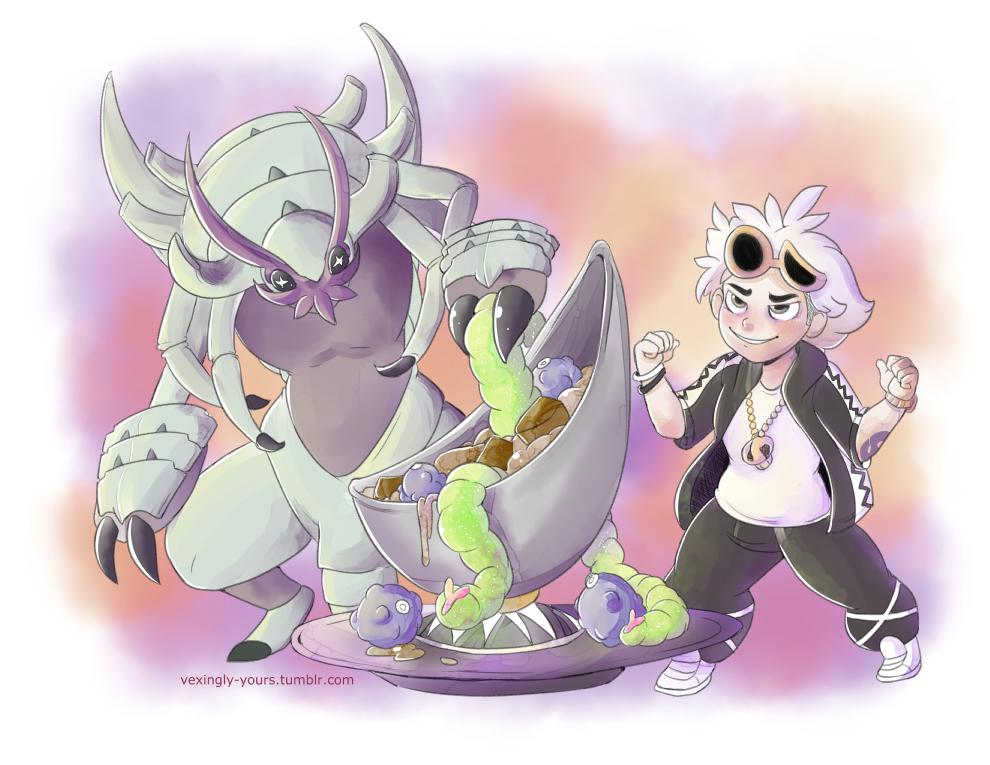 Team Skull Sweets