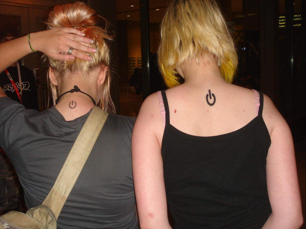 Power Symbol Tattoo Geek Girls By Hatcorehats On Deviantart