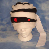 Fleece Mummy Hat 1 by HatcoreHats