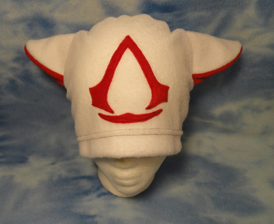Assassins Creed Kitty Hat Ezio by HatcoreHats