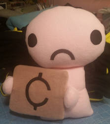 Binding of Isaac Beggar Plush
