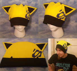 Celty Hat Durarara Fleece