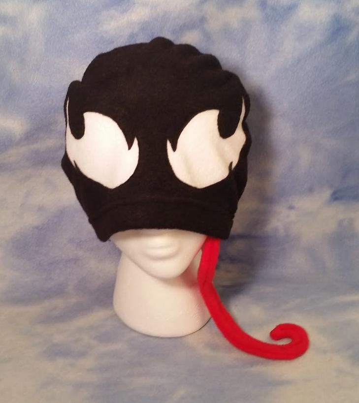 Venom Beanie Fleece Hat by HatcoreHats
