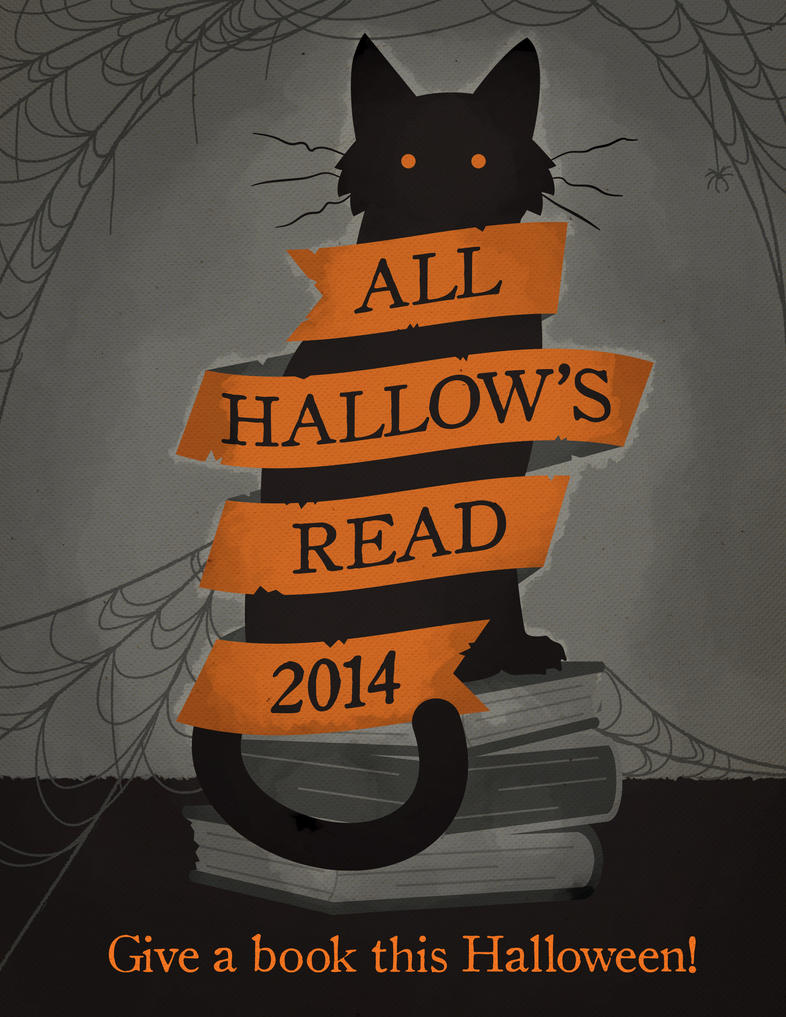 All Hallow's Read 2014 by Dygee