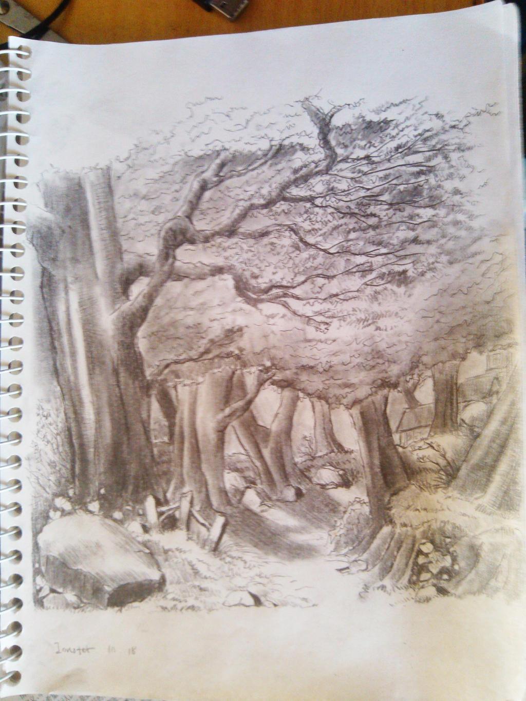 trees2 by Jixed