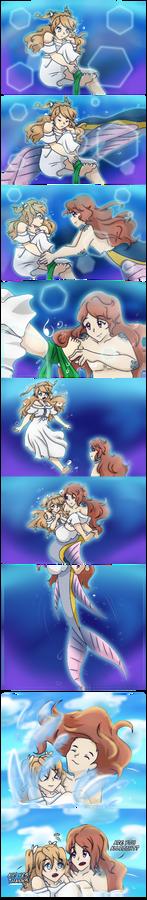 [SRA] A- Mermaid Rescue