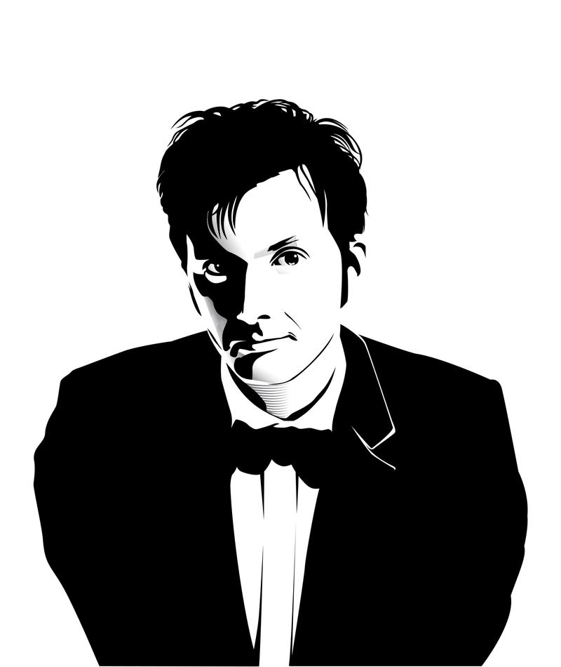David Tennant by pin-n-needles